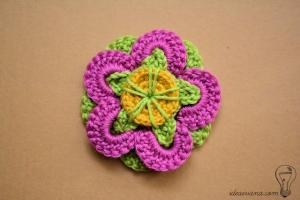 cro funky flower 0115