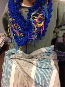 carol scarf