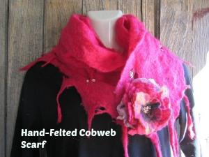cro cobweb scarf 0215