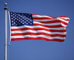 us flag 0715